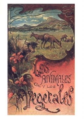 Los animales y los vegetales de José Fatás Bailo