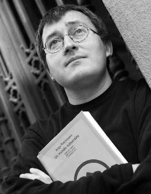 Entrevista para la prensa  1995    (Jorge Riechmann)