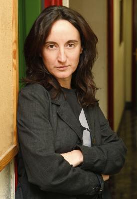 Ángela Labordeta presenta