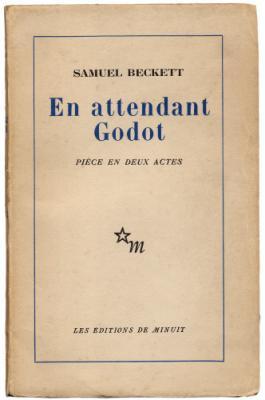 "Fragmento de ""Esperando a Godot"" (Samuel Beckett)"