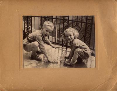 Los niños   (Miguel Ángel Yusta)