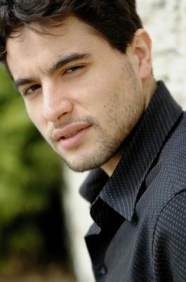 Página del actor y guionista Rubén Arroyo