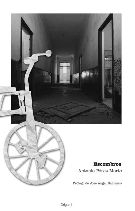 ESCOMBROS:  PRÓXIMA EDICIÓN  (Editorial Origami)