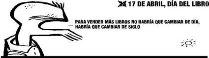 DIA DEL LIBRO         (José Luis Cano)