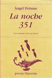La Noche 351  de Ángel Petisme (Juan Carlos Sierra)