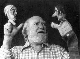 Sueños de un viejo Titiritero    (Antonio Pérez Morte)